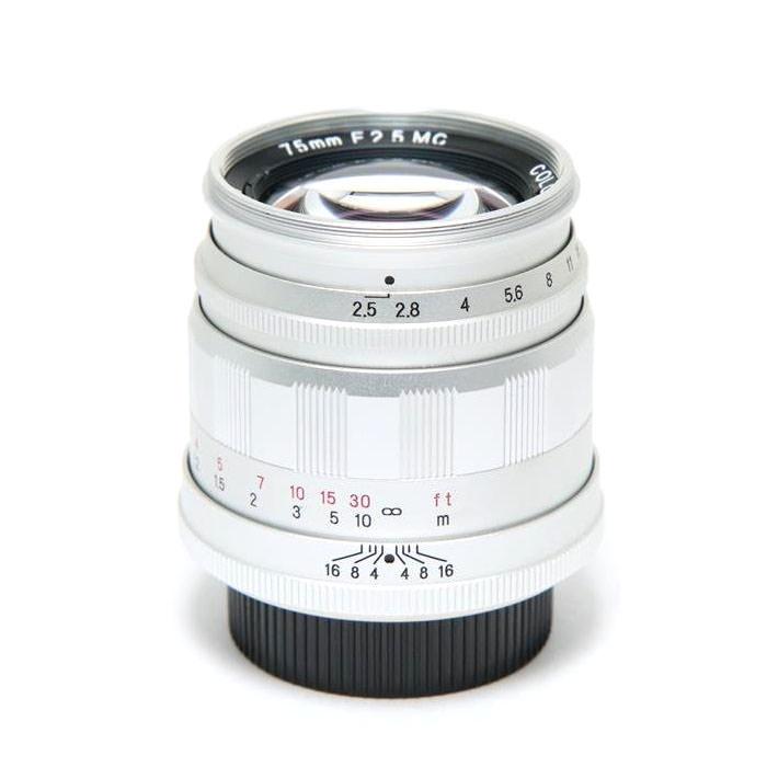 Color-Heliar 75mm f2.5
