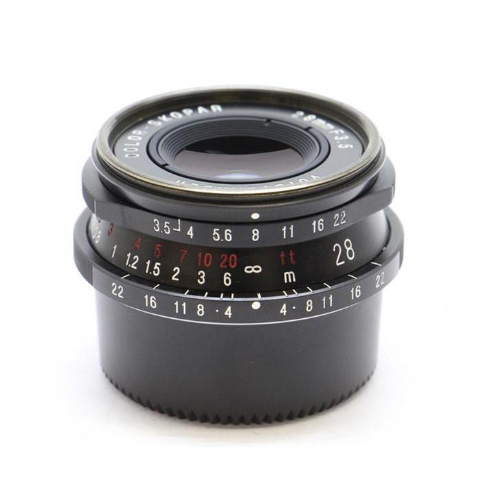 Color-Skopar 28mm f3.5