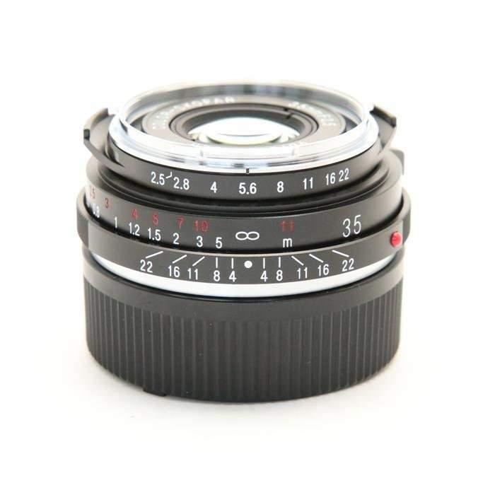 Color-Skopar 35mm f2.5 Ⅰ, P II
