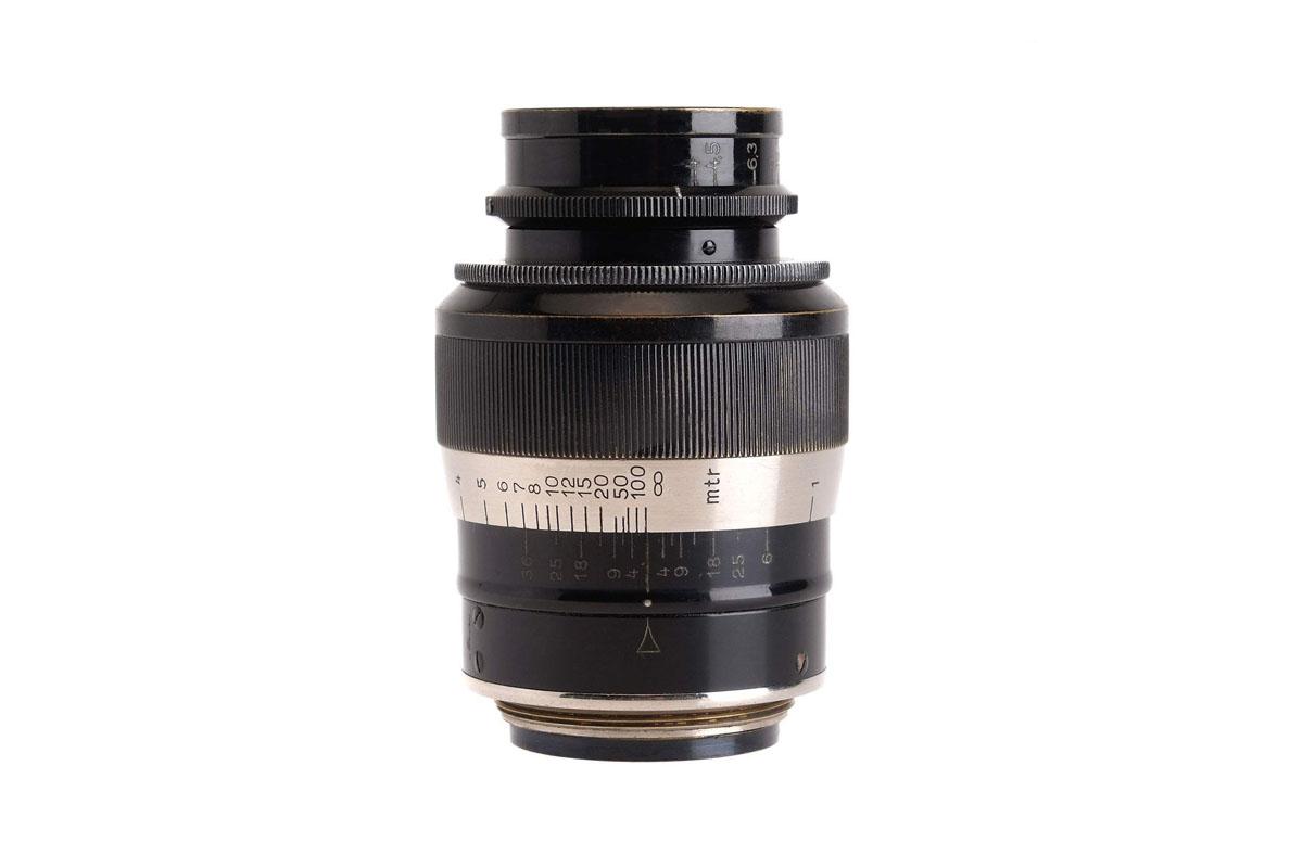 Elmar 90mm f4 1st (第1世代)