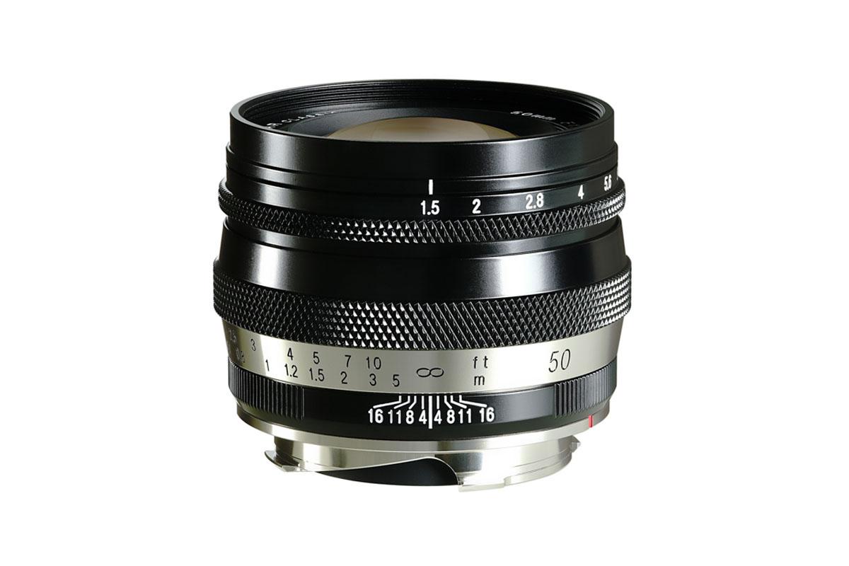 Heliar classic 50mm f1.5