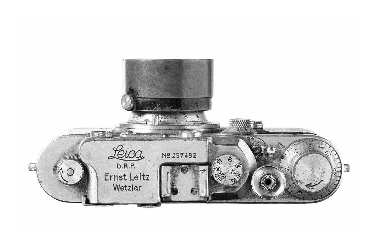 LEICA III  (LEICA DIII)
