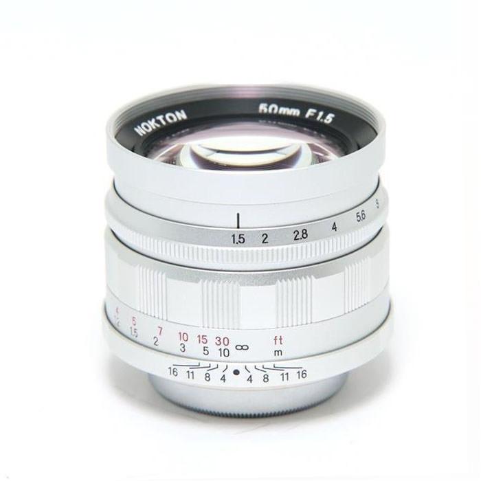 Nokton 50mm f1.5 Aspherical