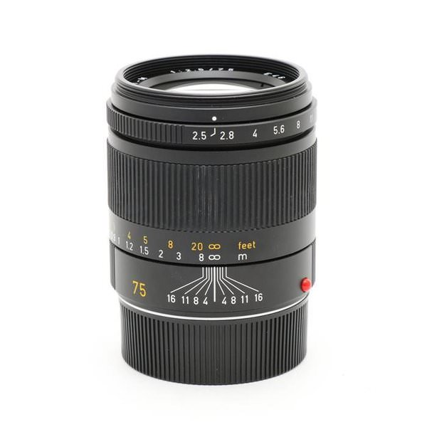 Summarit 75mm f2.5