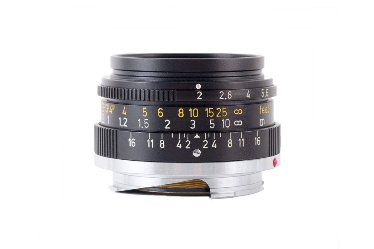 Summicron 35mm f2.0 3rd (第3世代・6枚玉)