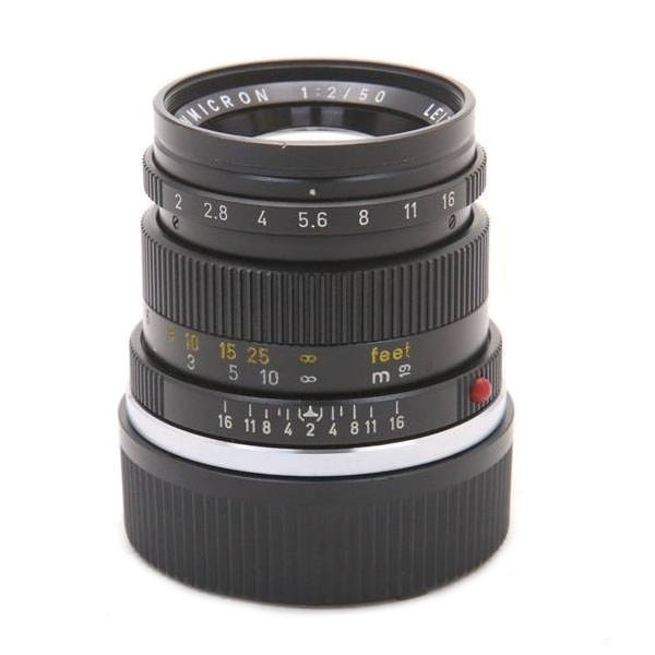 Summicron 50mm f2.0 2nd (第2世代)