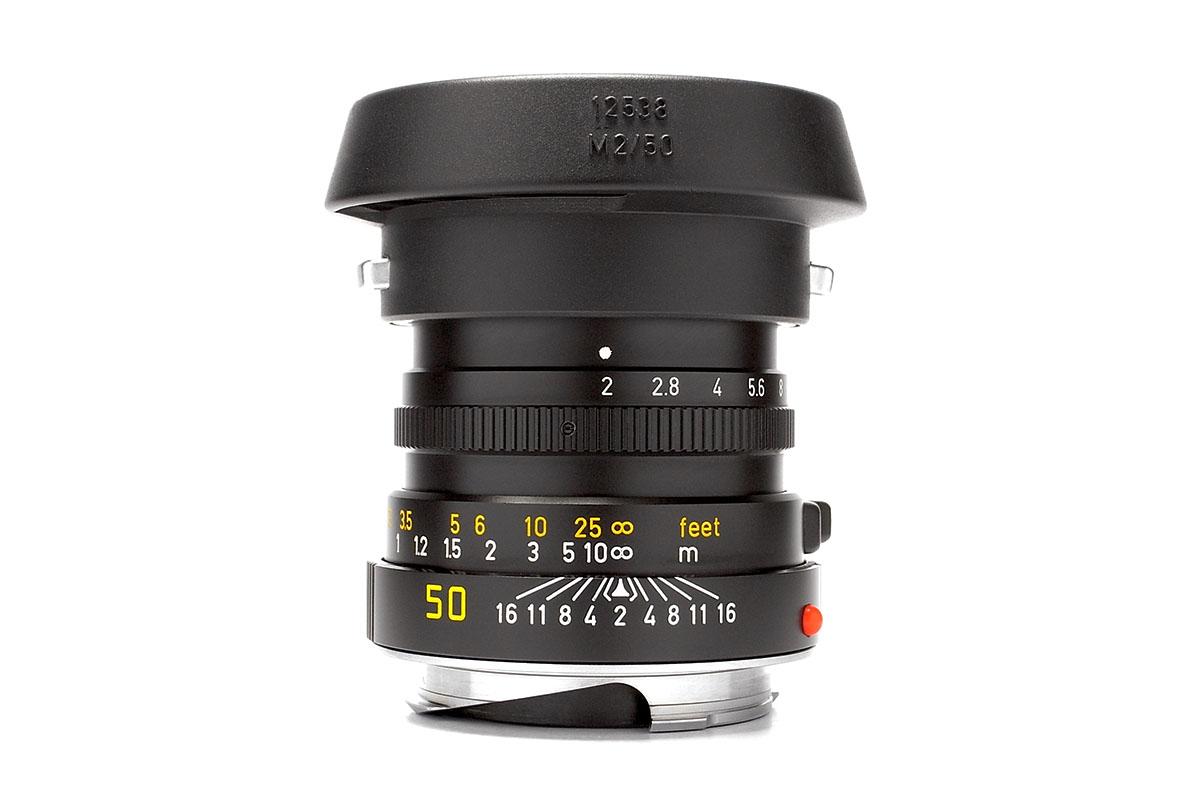 Summicron 50mm f2.0 3rd (第3世代)