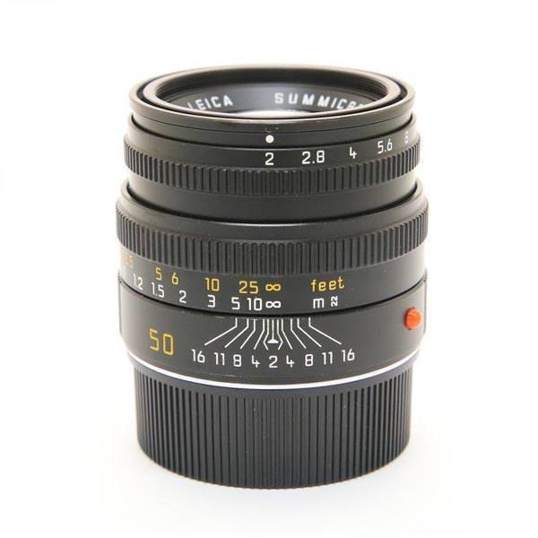 Summicron 50mm f2.0 4th
