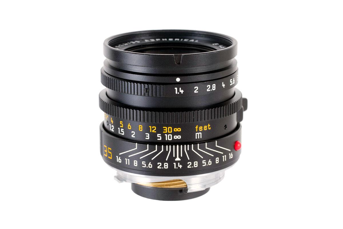 Summilux 35mm f1.4 Aspherical (3rd) (第3世代)