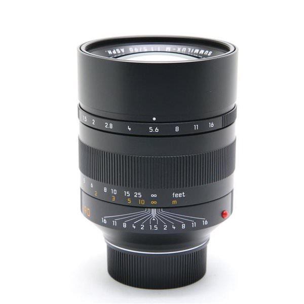 Summilux 90mm f1.5 ASPH.