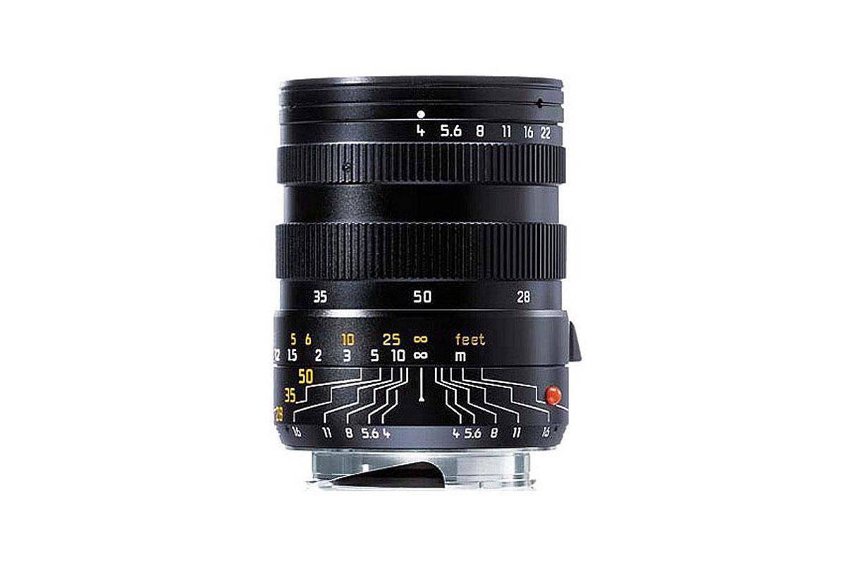 Tri Elmar 28-35-50mm f4