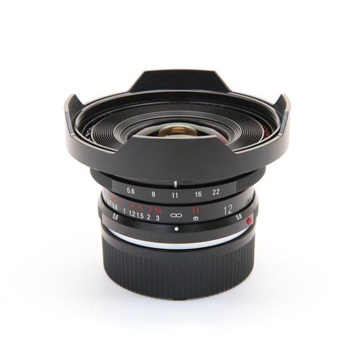 Ultra Wide-Heliar 12mm f5.6