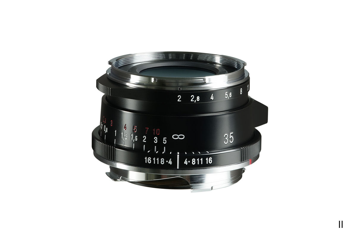 Ultron vintage line 35mm f2 Ⅰ, Ⅱ