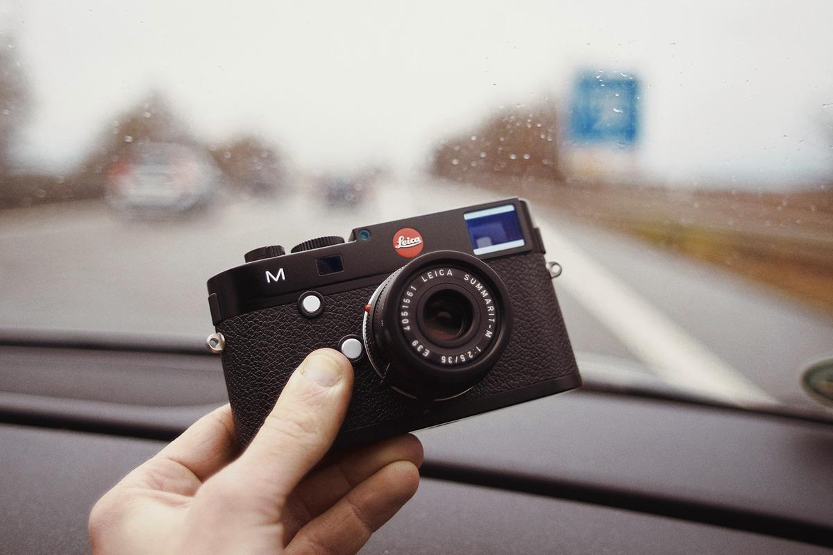 他のカメラと違って小型で高い機動力を持つ