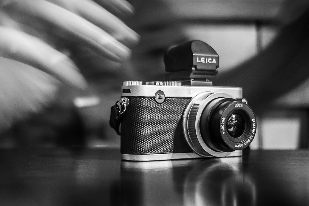ライカはカメラ+付加価値の世界