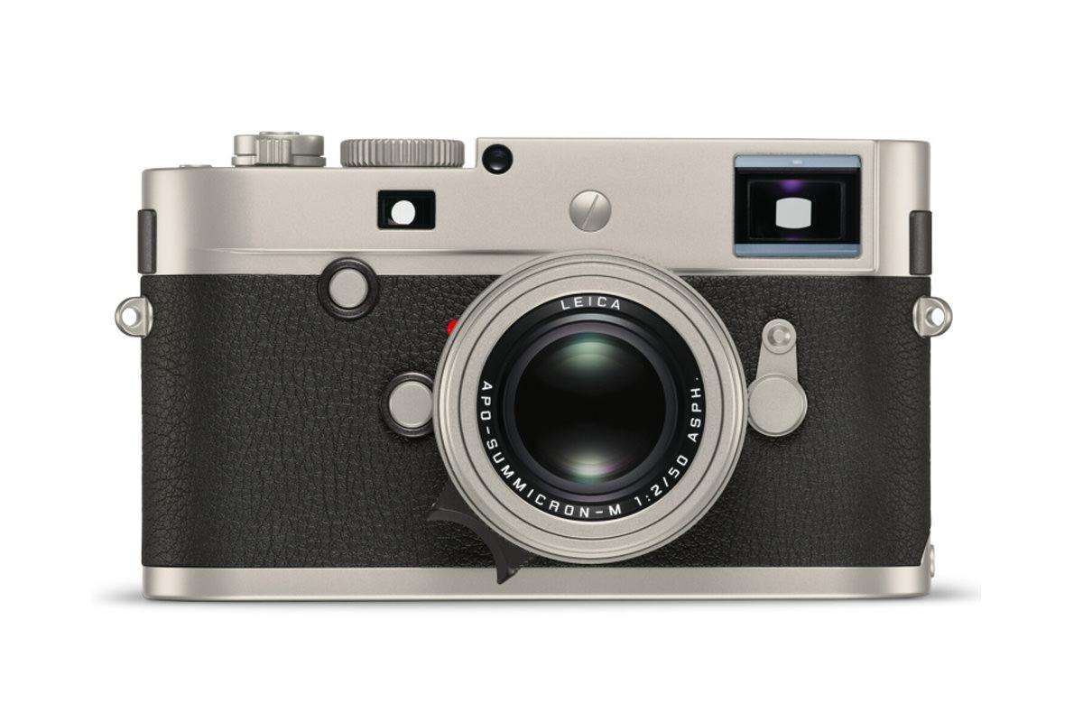 LEICA M-P (Typ240) titanium Leica Store Ginza 10th Anniversary