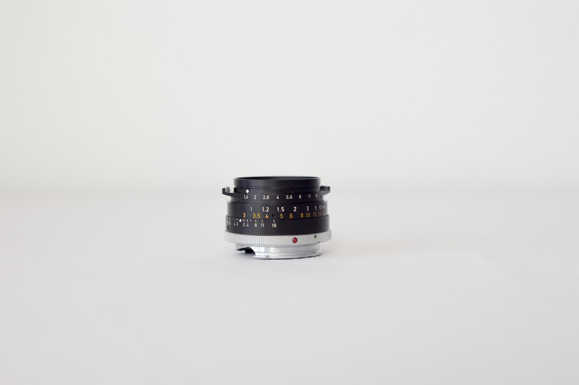 Leica Summilux 35mm f1.4 2nd