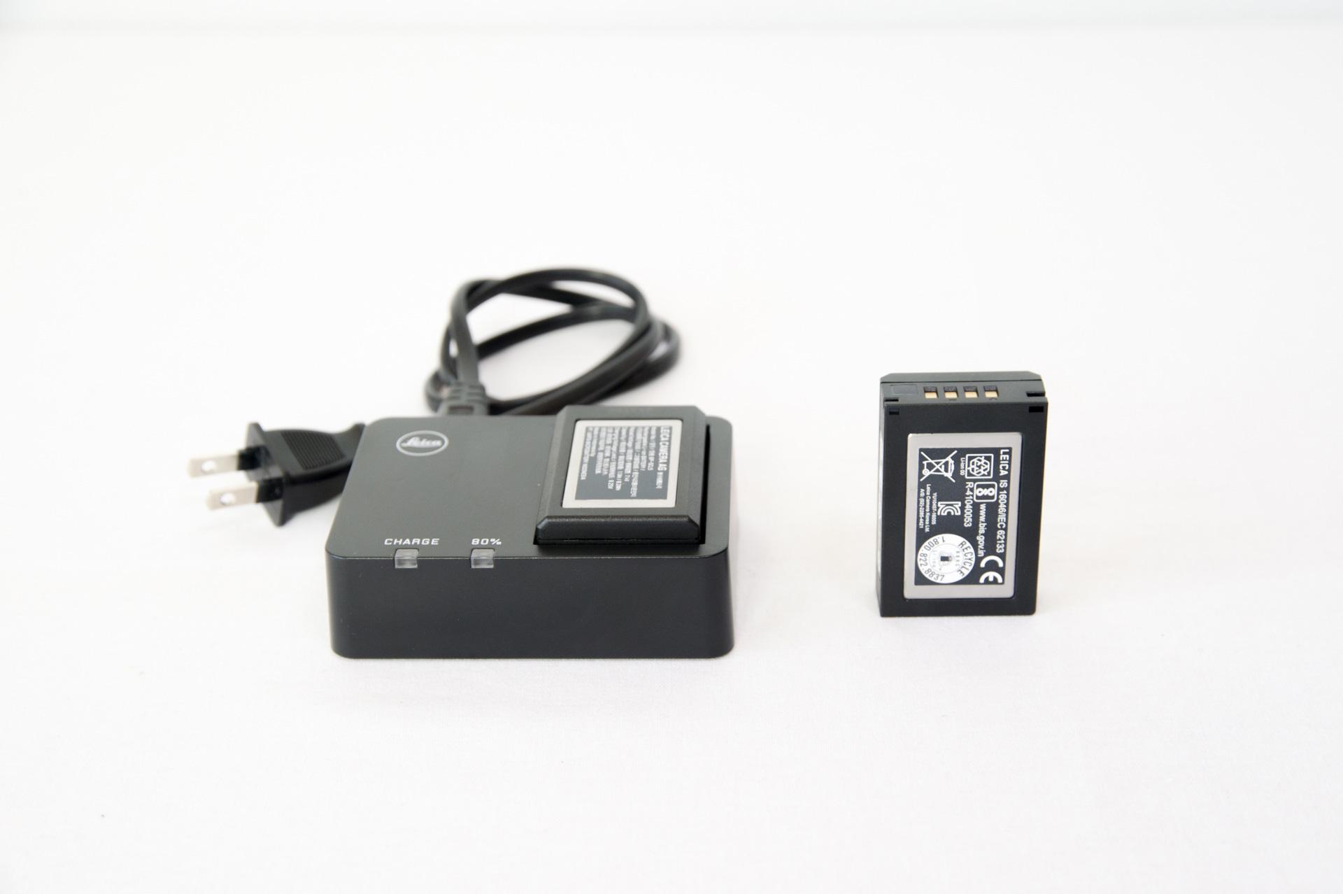 Leica M10-Dレビュー06 <バッテリーの持ちについて>