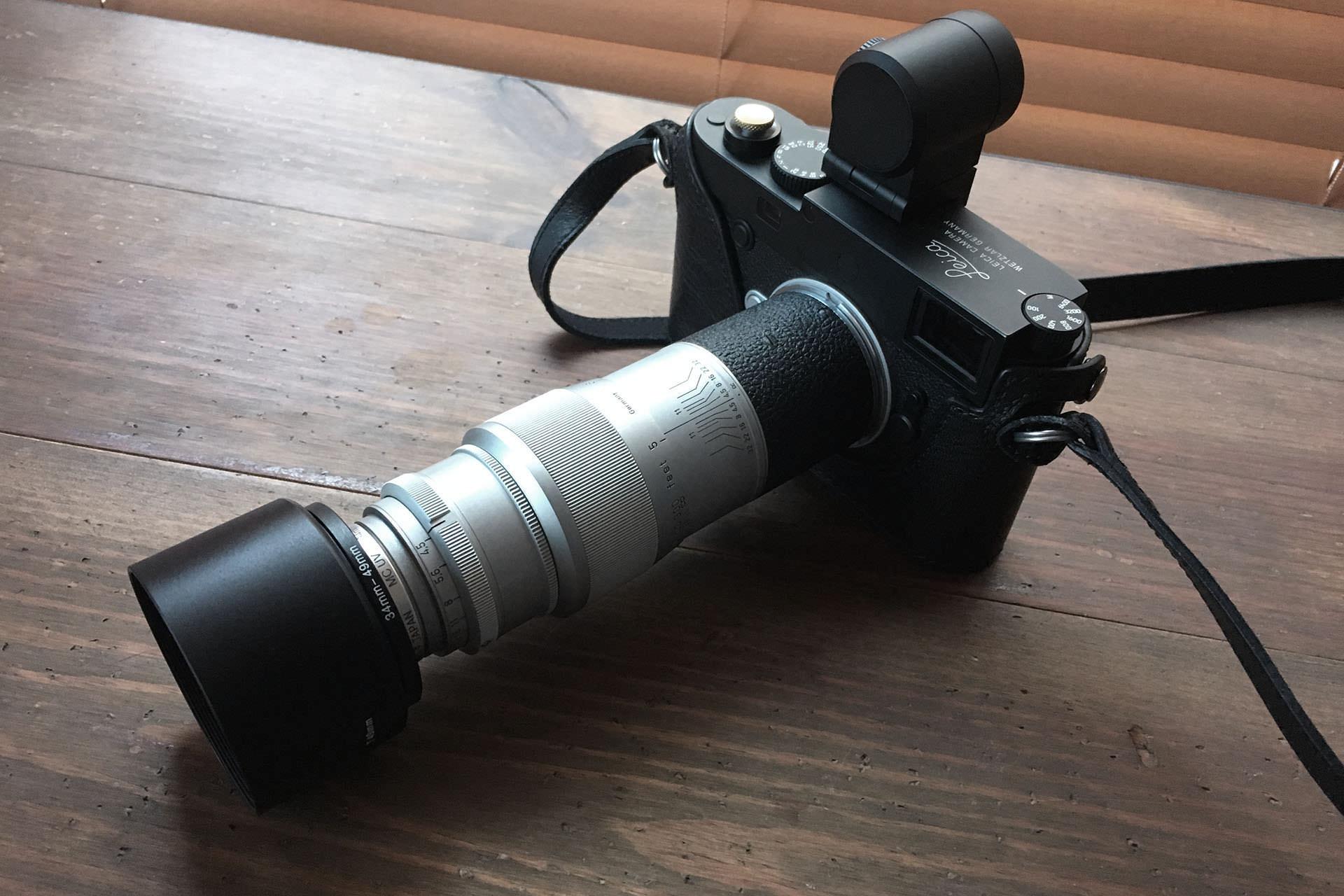 Hektor135mm f4.5