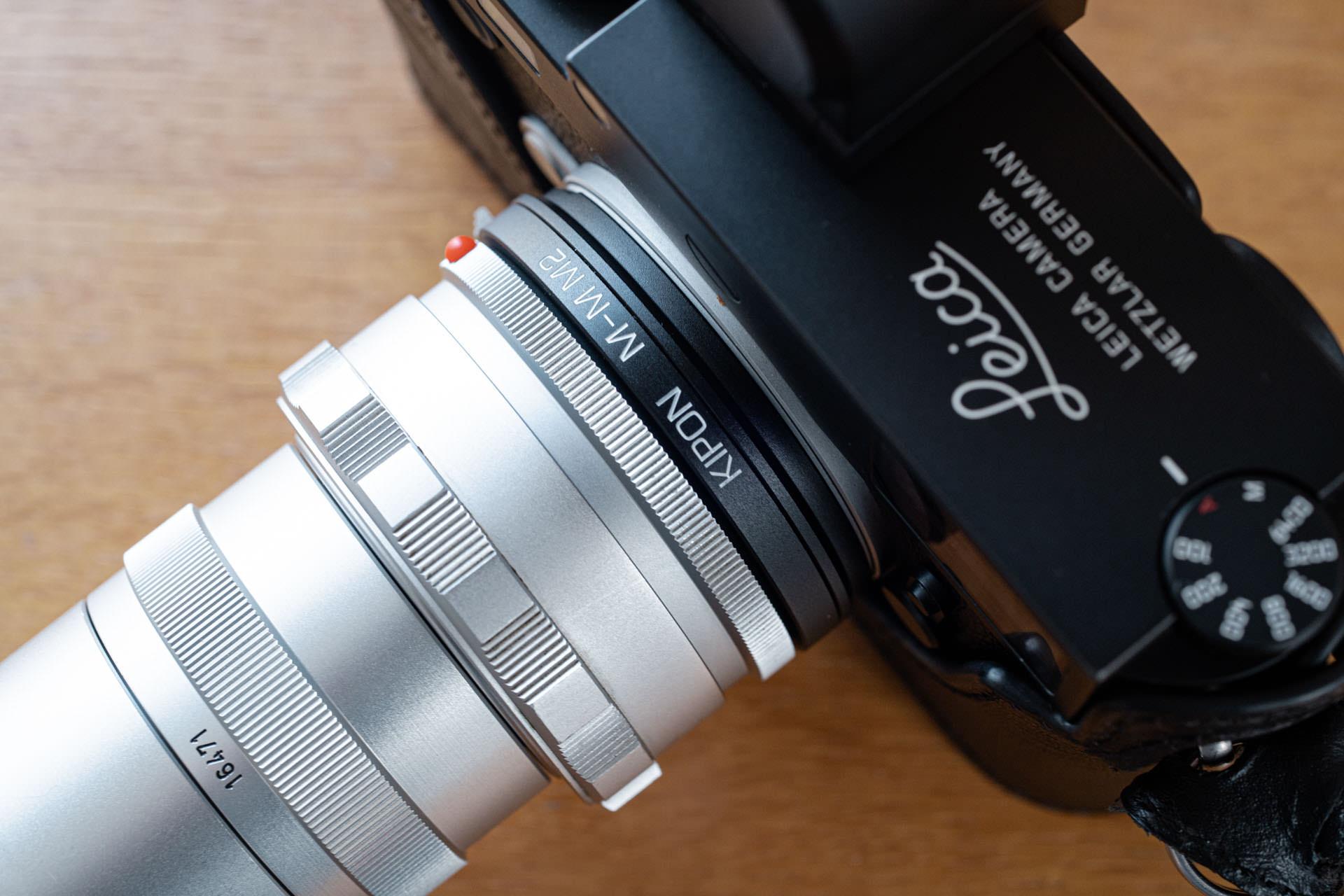 Elmar 135mm f4