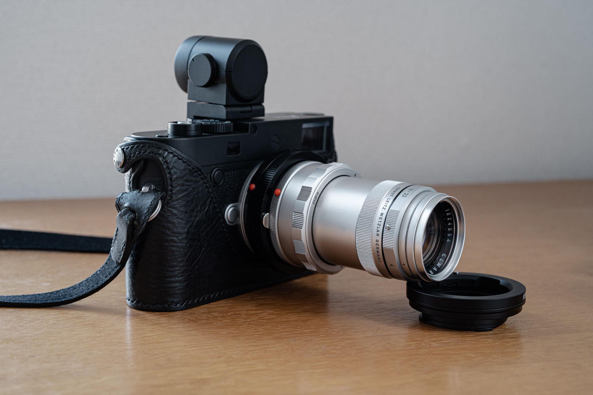 Elmar 135mm f4改