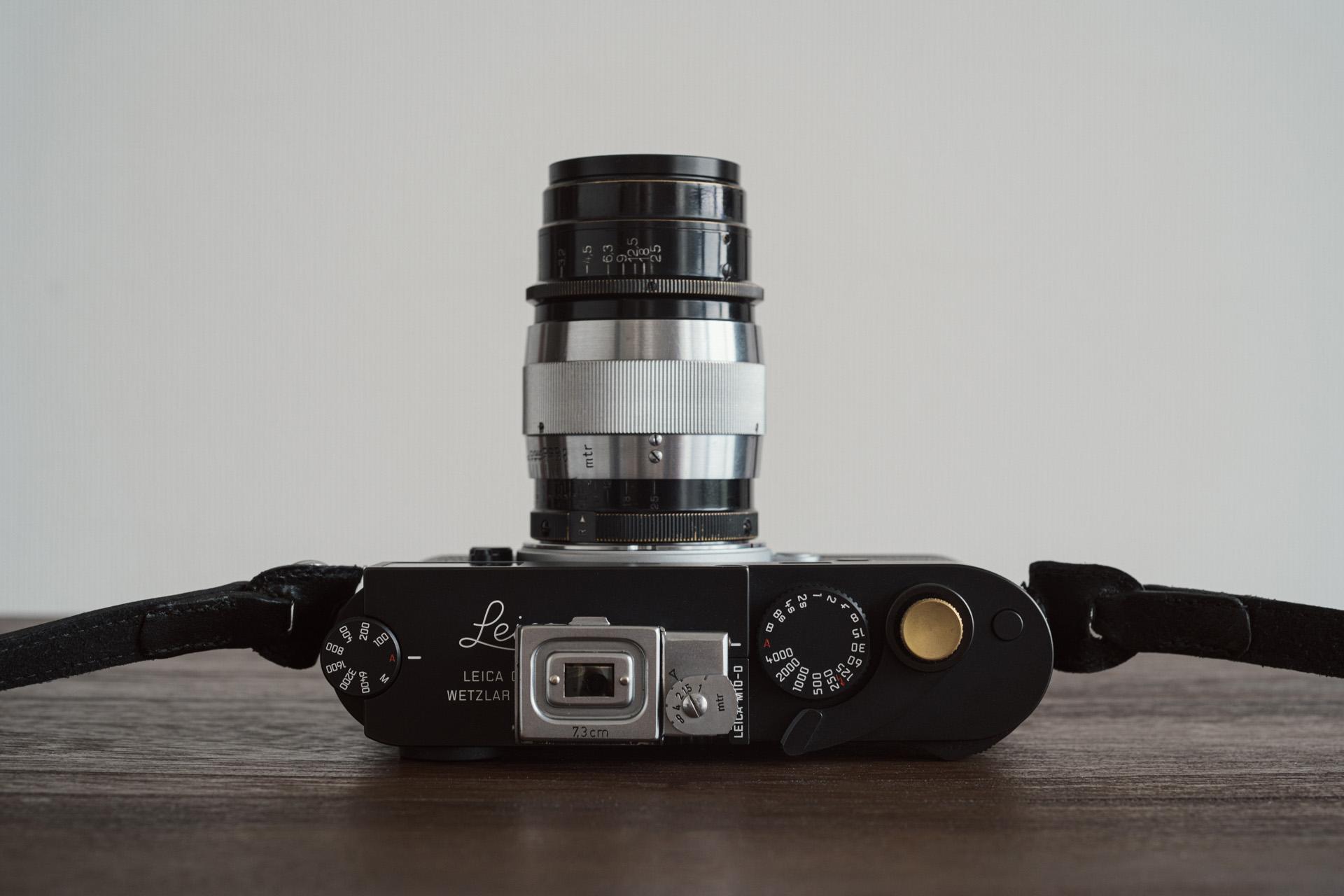 Hektor 73mm f1.9