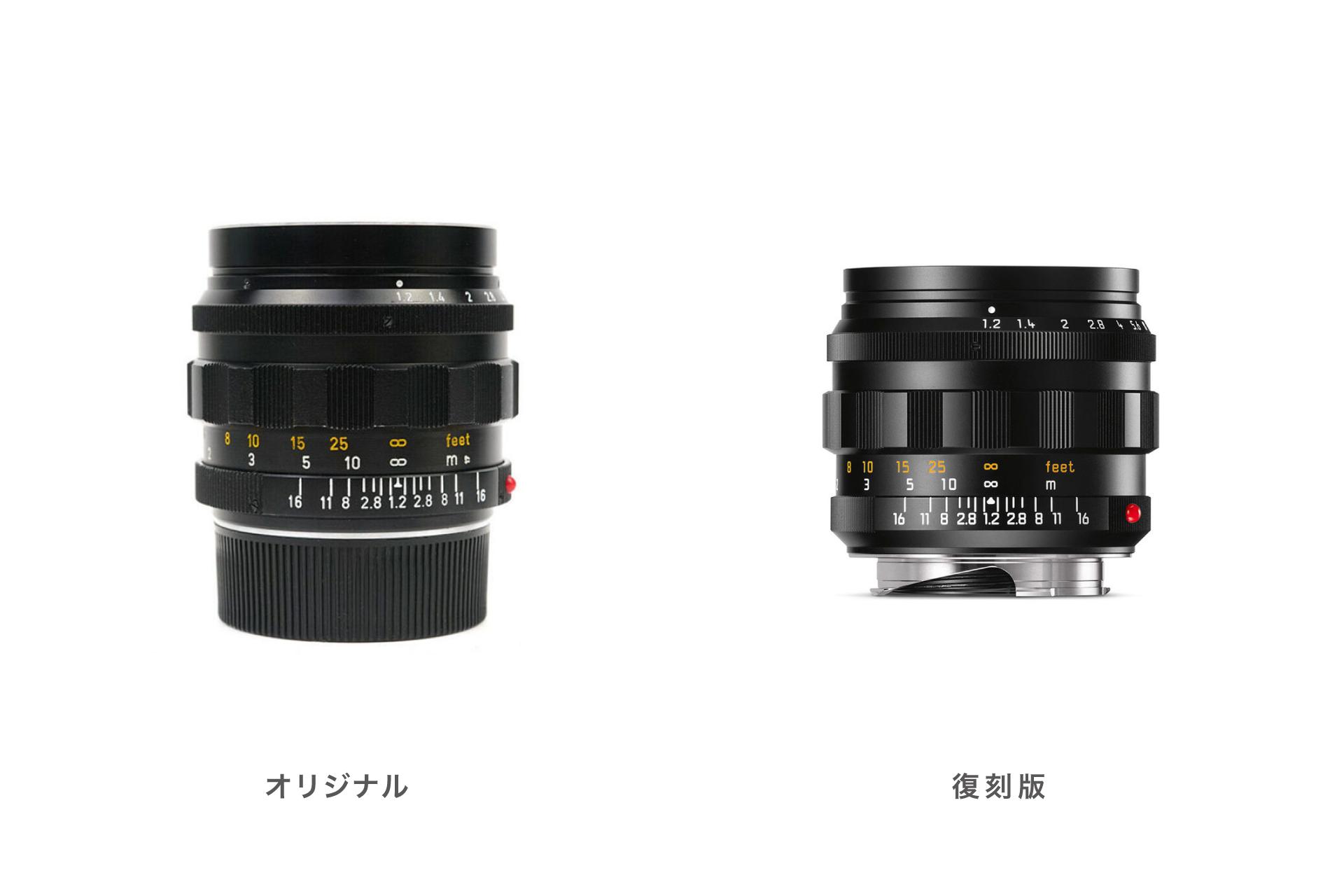 復刻(リバイバル)してほしいライカの銘玉レンズ Noctilux 50mm f1.2